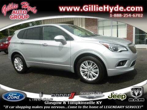 2017 Buick Envision for sale at Gillie Hyde Auto Group in Glasgow KY