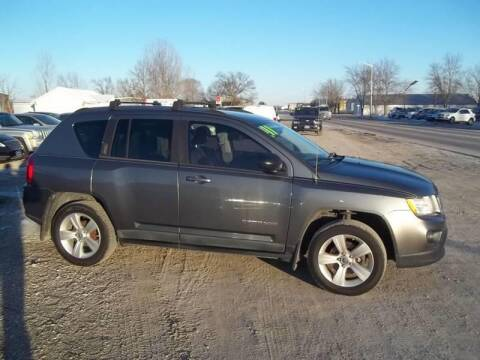 2011 Jeep Compass for sale at BRETT SPAULDING SALES in Onawa IA