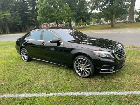 2015 Mercedes-Benz S-Class for sale at Professional Automobile Exchange in Bensalem PA