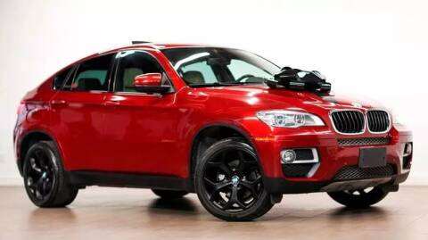 2013 BMW X6 for sale at Texas Prime Motors in Houston TX
