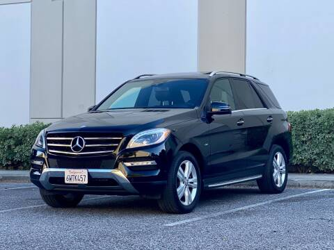 2012 Mercedes-Benz M-Class for sale at Carfornia in San Jose CA