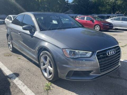2015 Audi A3 QUATTRO for sale at SOUTHFIELD QUALITY CARS in Detroit MI