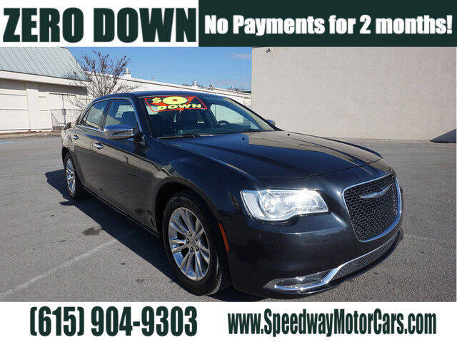 2016 Chrysler 300 for sale at Speedway Motors in Murfreesboro TN