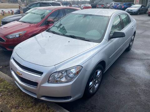 2012 Chevrolet Malibu for sale at Right Place Auto Sales in Indianapolis IN