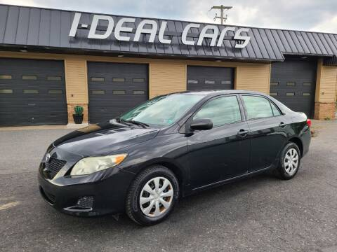 2009 Toyota Corolla for sale at I-Deal Cars in Harrisburg PA