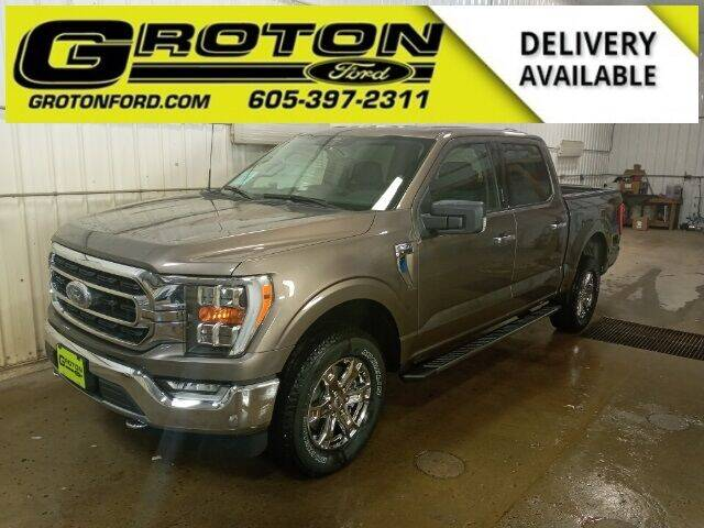 2021 Ford F-150 for sale in Groton, SD