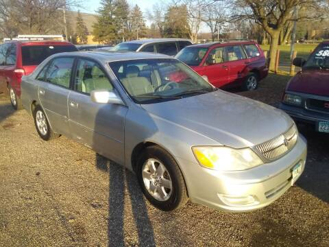 2000 Toyota Avalon for sale at Continental Auto Sales in White Bear Lake MN