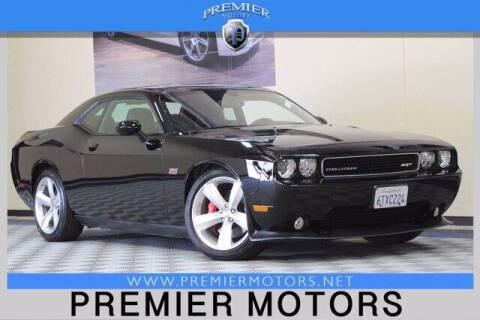 2012 Dodge Challenger for sale at Premier Motors in Hayward CA