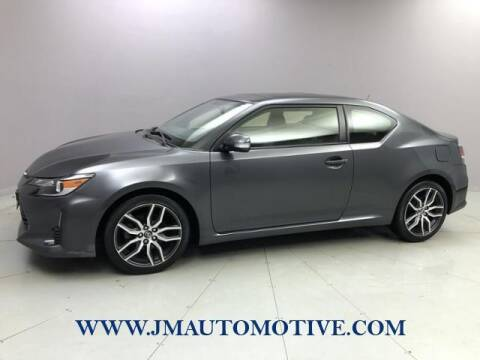 2015 Scion tC for sale at J & M Automotive in Naugatuck CT