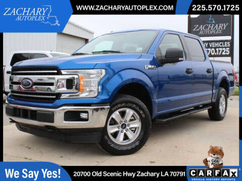 2018 Ford F-150 for sale at Auto Group South in Natchez MS