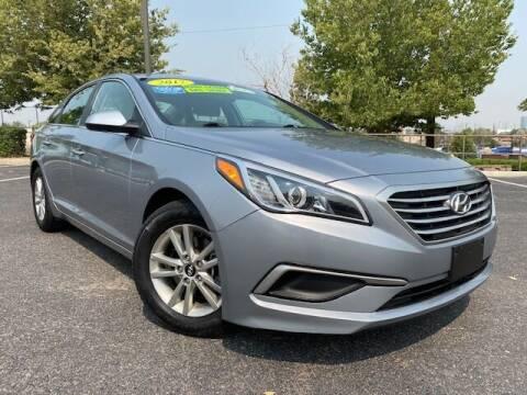 2017 Hyundai Sonata for sale at UNITED Automotive in Denver CO