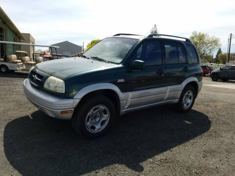 2000 Suzuki Grand Vitara for sale at 2 Way Auto Sales in Spokane Valley WA
