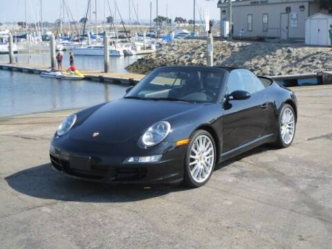 2005 Porsche 911 for sale at Convoy Motors LLC in National City CA