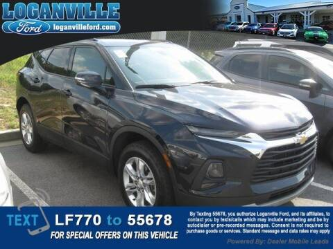 2020 Chevrolet Blazer for sale at Loganville Ford in Loganville GA