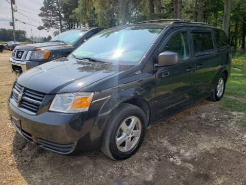 2010 Dodge Grand Caravan for sale at Northwoods Auto & Truck Sales in Machesney Park IL