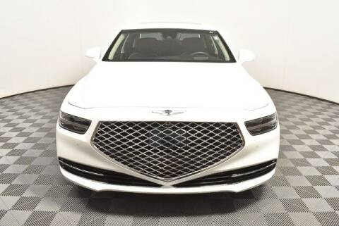 2020 Genesis G90 for sale at Southern Auto Solutions-Jim Ellis Hyundai in Marietta GA