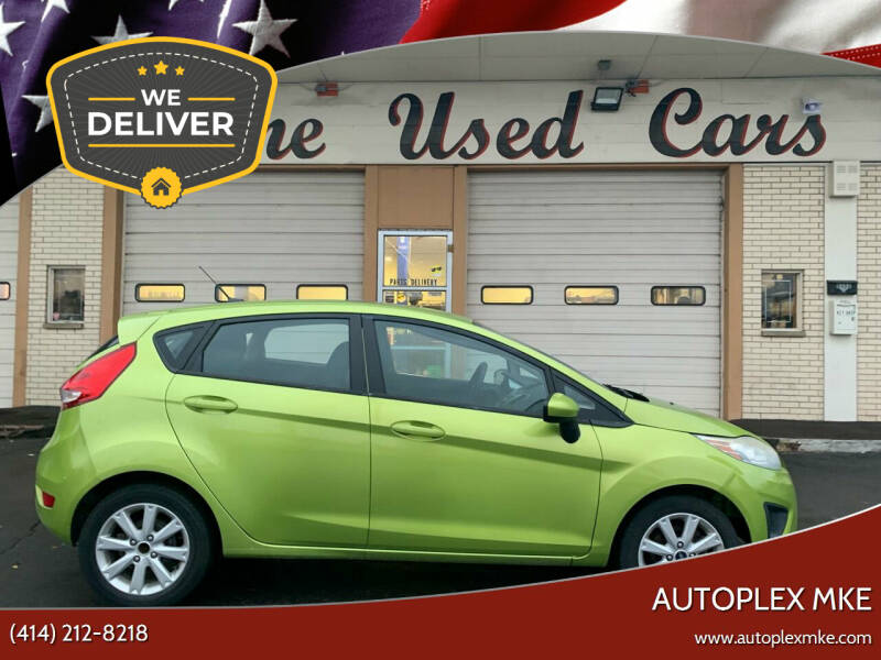 2011 Ford Fiesta for sale at Autoplexwest in Milwaukee WI