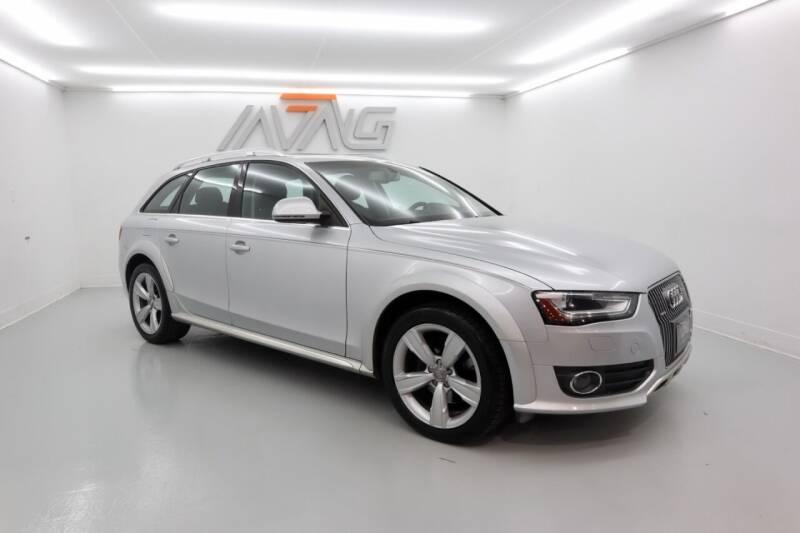 2013 Audi Allroad for sale at Alta Auto Group in Concord NC