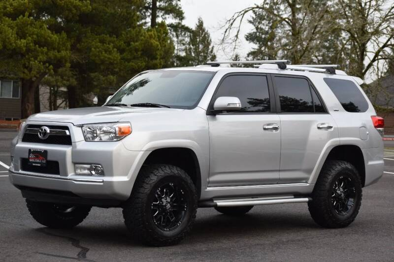 2011 Toyota 4Runner for sale at Beaverton Auto Wholesale LLC in Hillsboro OR