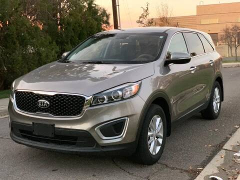 2017 Kia Sorento for sale at A.I. Monroe Auto Sales in Bountiful UT