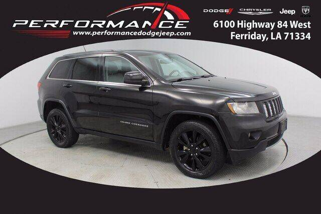 2012 Jeep Grand Cherokee for sale at Performance Dodge Chrysler Jeep in Ferriday LA