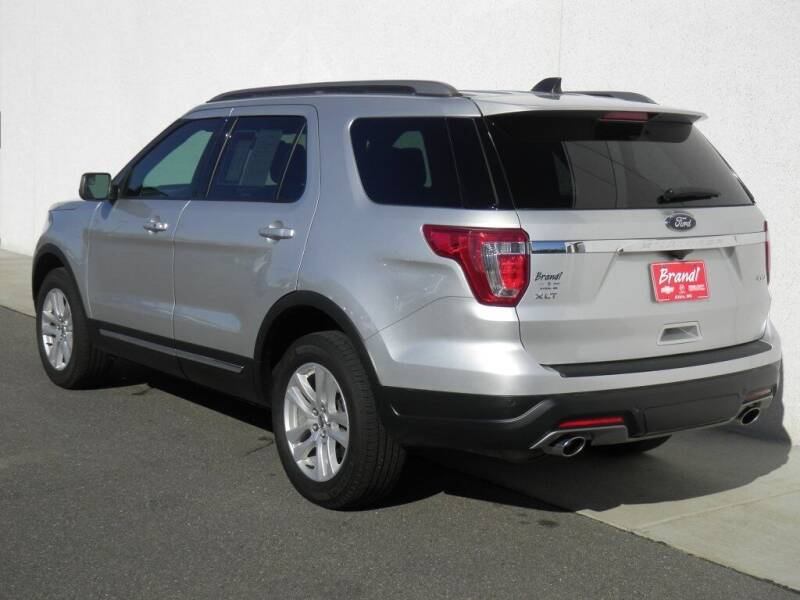 2018 Ford Explorer AWD XLT 4dr SUV - Aitkin MN