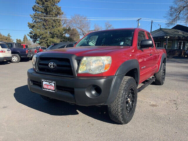 2007 Toyota Tacoma for sale at Local Motors in Bend OR