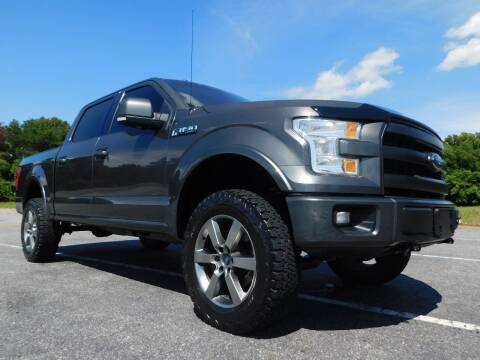 2015 Ford F-150 for sale at Used Cars For Sale in Kernersville NC