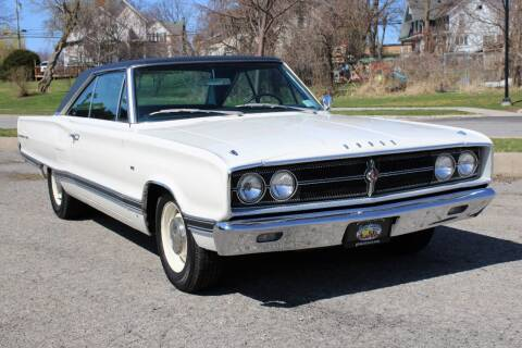 1967 Dodge Coronet for sale at Great Lakes Classic Cars & Detail Shop in Hilton NY