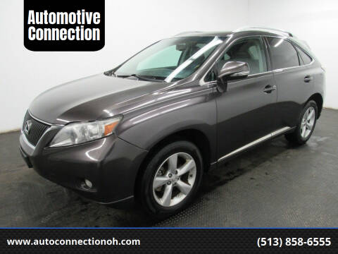 2010 Lexus RX 350 for sale at Automotive Connection in Fairfield OH