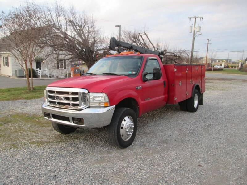 2000 Ford F-550 Super Duty for sale at Wally's Wholesale in Manakin Sabot VA