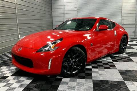 2018 Nissan 370Z for sale at TRUST AUTO in Sykesville MD