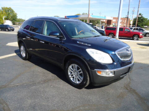 2009 Buick Enclave for sale at Tom Cater Auto Sales in Toledo OH