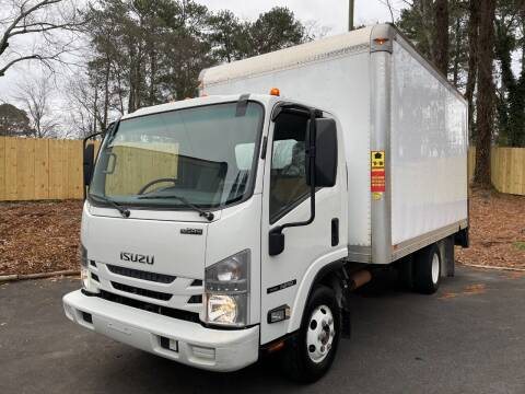 2017 Isuzu NPR for sale at RC Auto Brokers, LLC in Marietta GA