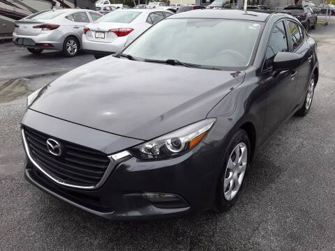 2017 Mazda MAZDA3 for sale at YOUR BEST DRIVE in Oakland Park FL