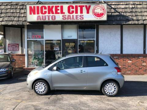 2011 Toyota Yaris for sale at NICKEL CITY AUTO SALES in Lockport NY