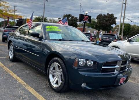 2007 Dodge Charger for sale at Zs Auto Sales in Kenosha WI