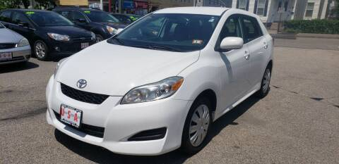 2009 Toyota Matrix for sale at Union Street Auto in Manchester NH