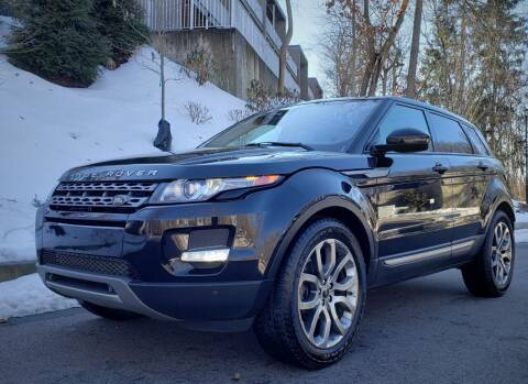 2015 Land Rover Range Rover Evoque for sale at The Motor Collection in Columbus OH