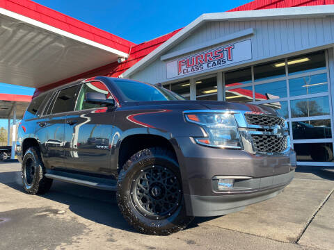2016 Chevrolet Tahoe for sale at Furrst Class Cars LLC  - Independence Blvd. in Charlotte NC