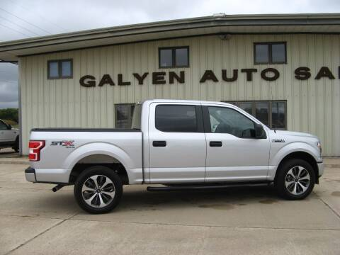 2019 Ford F-150 for sale at Galyen Auto Sales in Atkinson NE