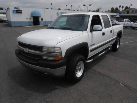 2001 Chevrolet Silverado 2500HD for sale at ANYTIME 2BUY AUTO LLC in Oceanside CA