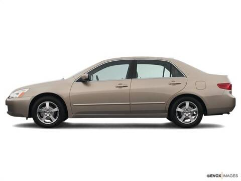 2005 Honda Accord for sale at CHAPARRAL USED CARS in Piney Flats TN