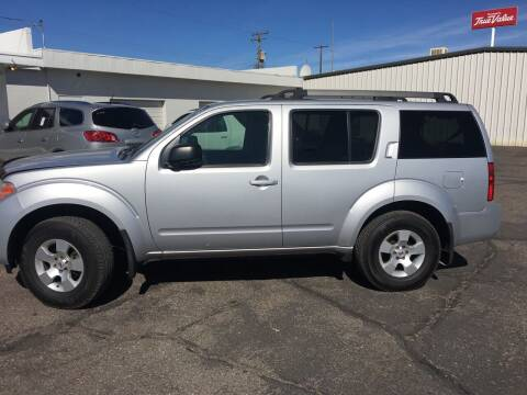 2008 Nissan Pathfinder for sale at Major Motors in Twin Falls ID