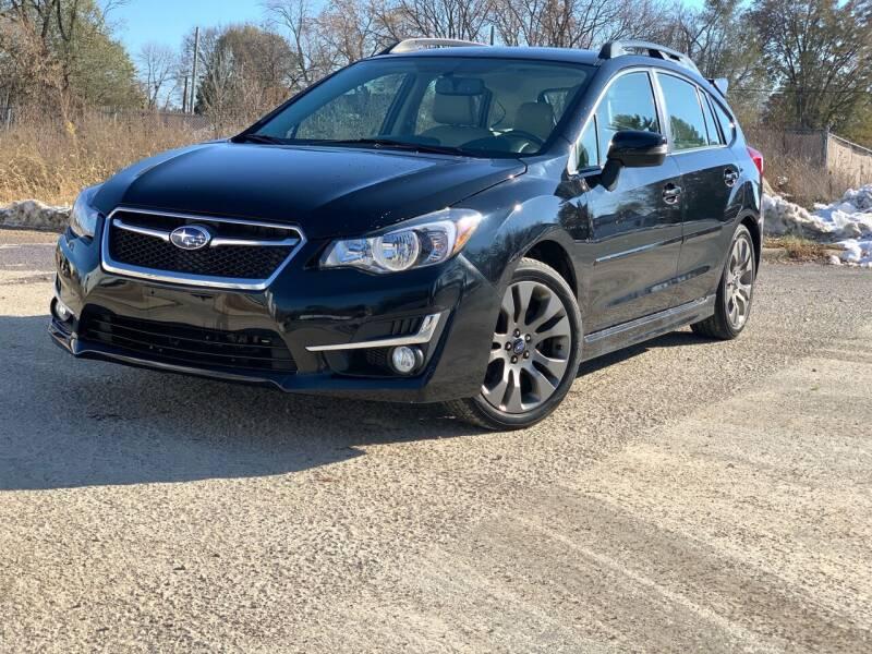 2016 Subaru Impreza for sale at ONG Auto in Farmington MN