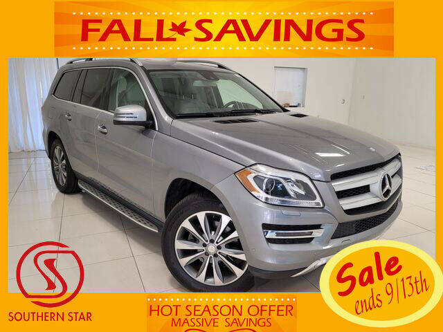 2015 Mercedes-Benz GL-Class for sale at Southern Star Automotive, Inc. in Duluth GA