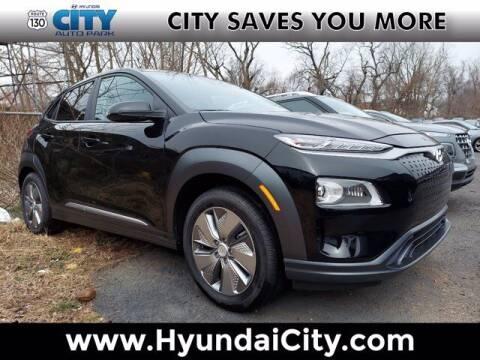 2021 Hyundai Kona EV for sale at City Auto Park in Burlington NJ