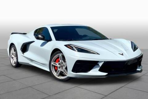 2021 Chevrolet Corvette for sale at CU Carfinders in Norcross GA