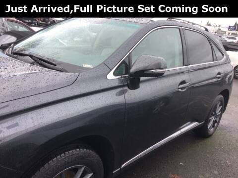 2011 Lexus RX 350 for sale at Royal Moore Custom Finance in Hillsboro OR