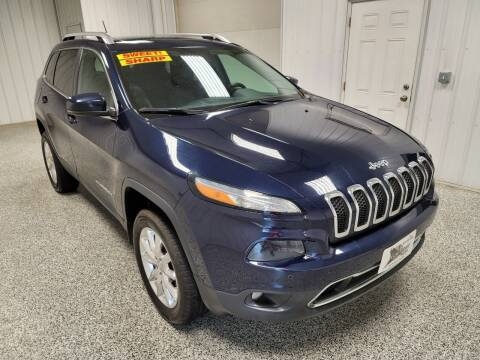 2014 Jeep Cherokee for sale at LaFleur Auto Sales in North Sioux City SD